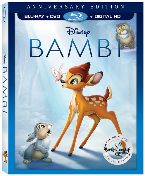 A day with Legends celebrating Disney's BAMBI's 75th Anniversary