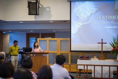 19 July 2015 URS Baptism and Membership