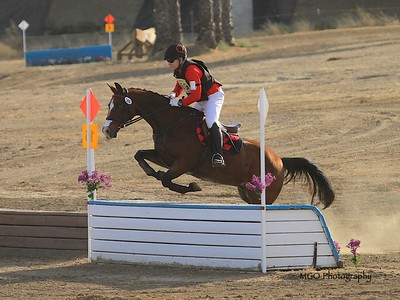 Fresno County Horse Park Horse Trials and Area VI Champs October 2019