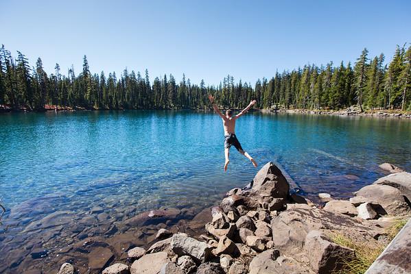 Sky Lakes Wilderness - Sept 19, 2015