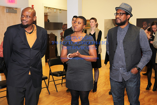 New Artists In Residence Reception 11-13-13