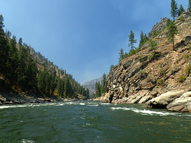 Main Salmon River Idaho