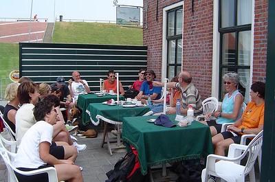 Wadlopen Lopersgroep 24 Juni 2006
