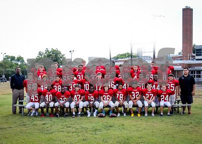 2014 LHJH 7th Football