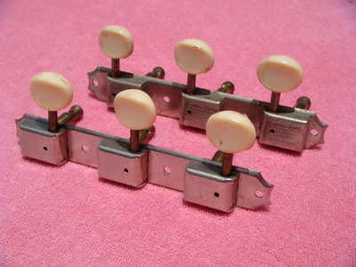 1963 through 1965 Junior Strip tuners