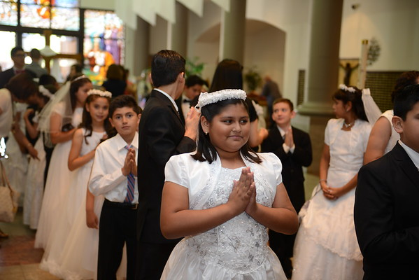 SEAS  5/10/15 First Communion