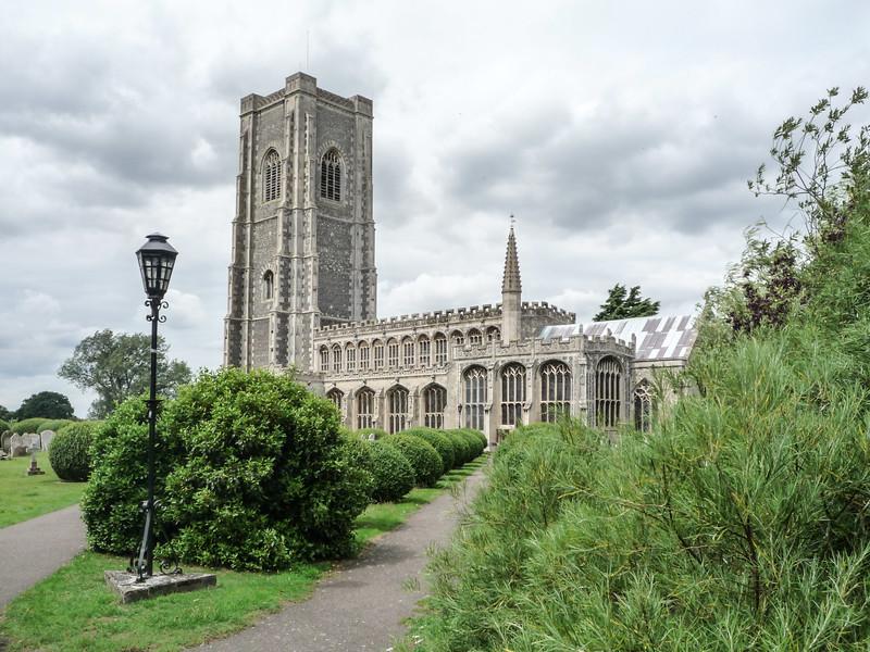Lavenham, St.Peter & St. Paul