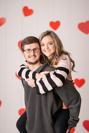 Emily & Grant Valentines 2021