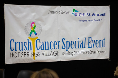 Crush Cancer Dinner Gala - HSV (Oct 2019)