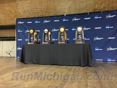 Awards - 2017 NCAA D1 XC National Championship