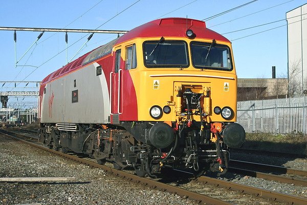12th January 2005: Crewe