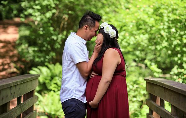 Ben & Keshia Maternity