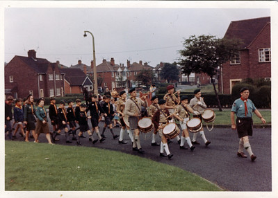 1966-04 St. George's Day Parade