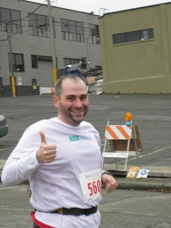 Seattle Marathon 2008