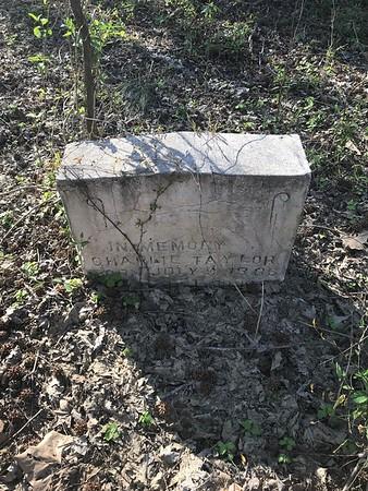 2019-04-02 Old St. Paul Cemetery Mason TN
