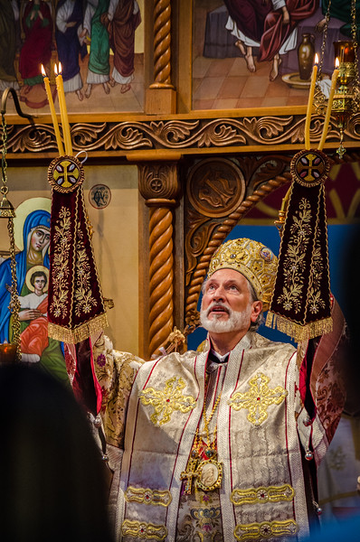 Enthronement of Bishop Irinej of Eastern America