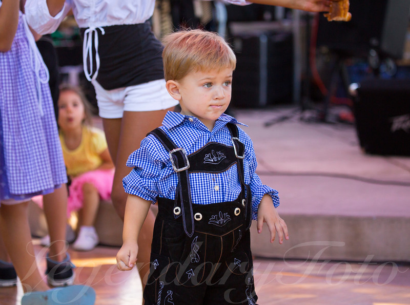 Charlie at Oktoberfest 2013