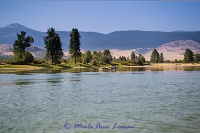 Flathead River 2014