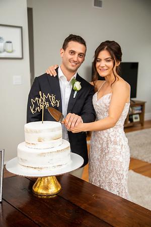 Caitlin & Gary