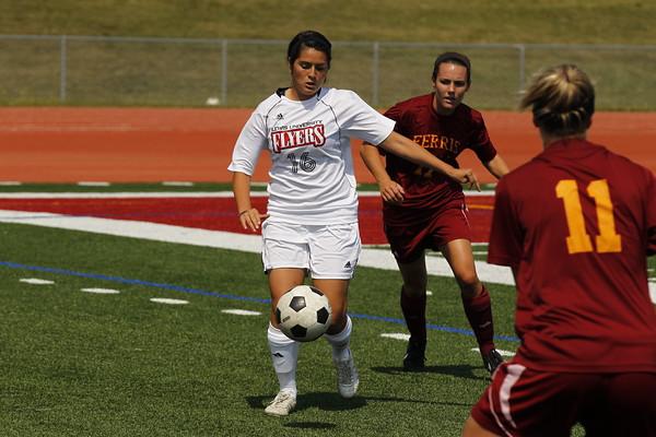 Lewis Women's Soccer