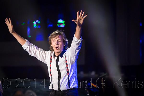 Paul McCartney Candlestick Park 8.14.14