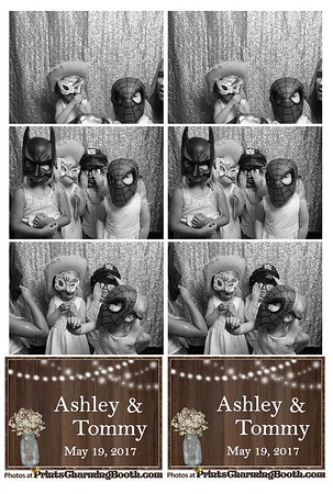 5-19-17 Ashley and Tommy Wedding
