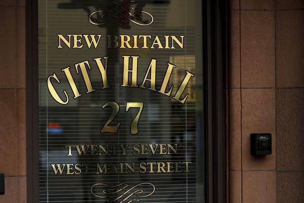 City Hall New Britain DOORS