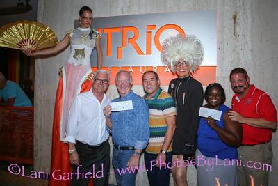 Trio Anniversary Party 11/7/16