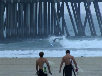 8/7/19 * DAILY SURFING PHOTOS * H.B. PIER