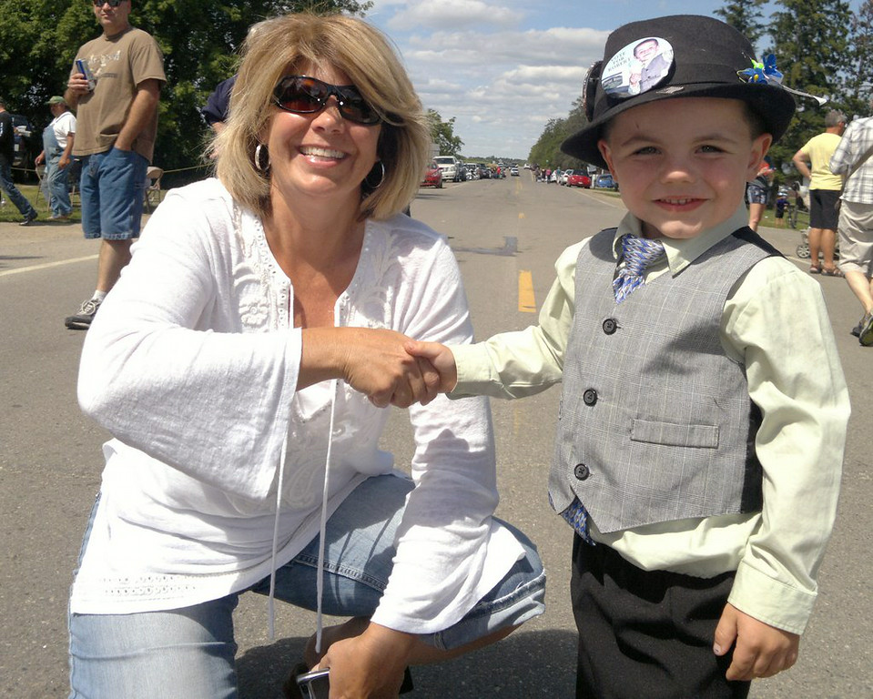 ". 10. (tie) BOBBY TUFTS <p>For defeated 5-year-old mayor, kindergarten will be a step up from politics. (previous ranking: unranked) </p><p><b><a href=""http://www.twincities.com/localnews/ci_26275732/towns-5-year-old-mayor-loses-re-election\"" target=\""_blank\""> LINK</a></b> </p><p>    (AP Photo/Courtesy Tufts Family)</p>"