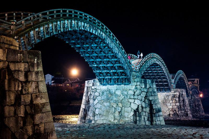 Kentai-Kyo Bridge