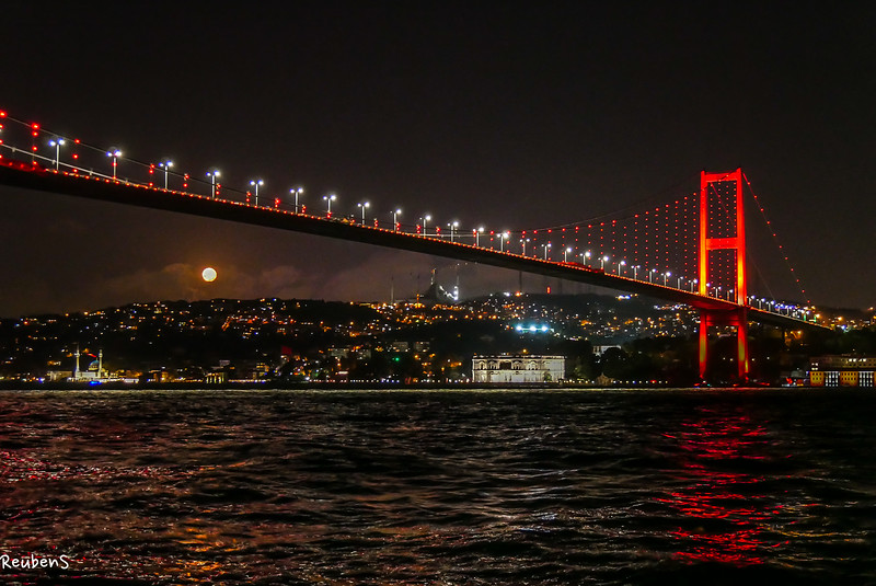 Bosporus  bridge moon rising.jpg