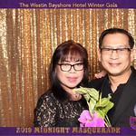 The Westin Bayshore Hotel 2019 Winter Gala