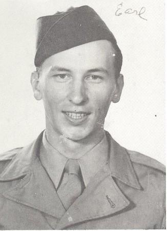 1943 Earl Doggett Military