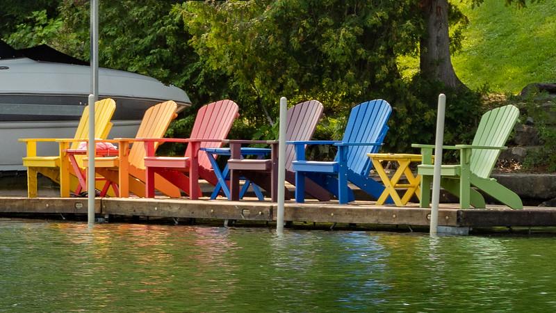 Around Lake George, New York