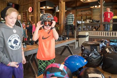 Ski Swap 2015