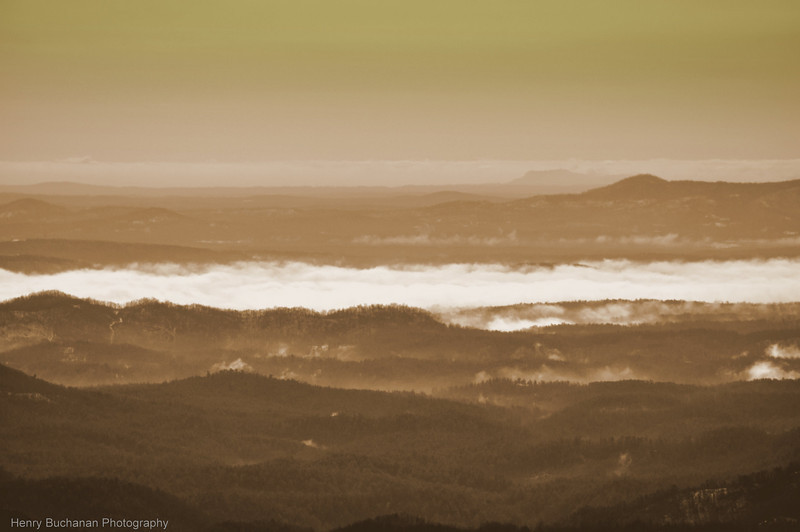 Blowing Rock NC - Mountain Views