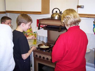 2004-02-26 Pancake Day!