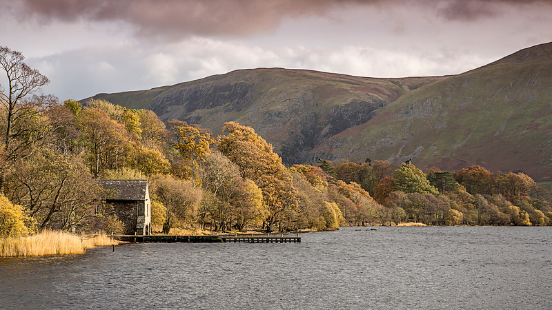 Boathouse on Ullswater