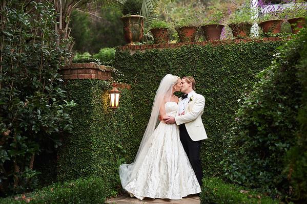Magan + Austin . Married in Milledgeville, GA
