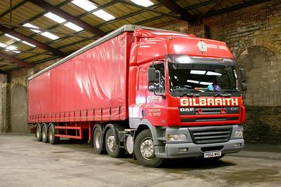 Gilbraith (Transport & Storage) Blackburn