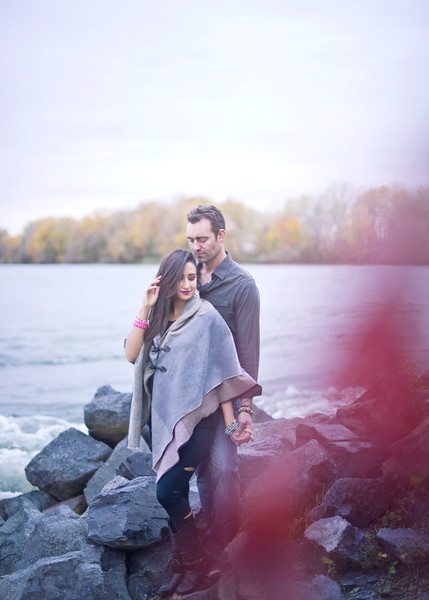 Montreal Engagement Photographer  Saint Lawrence River  Montreal Quebec   LMP Wedding Photography & Videography