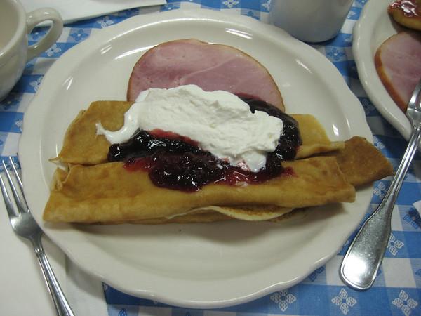 Dexter Swedish Pancakes