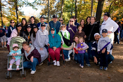 Dellridge Team, Alzheimer's Association Memory Walk 2009