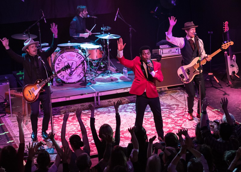 VINTAGE TROUBLE at the TLA In Philly