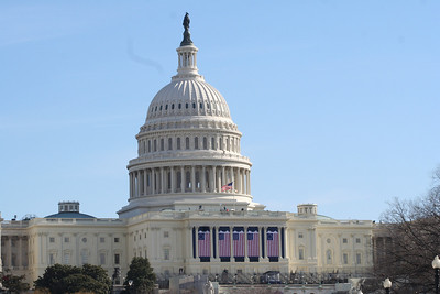 United States Capital - Pre Inauguration  1-17-09