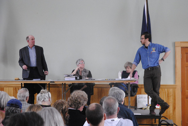 Barnard Town Meeting, 2013
