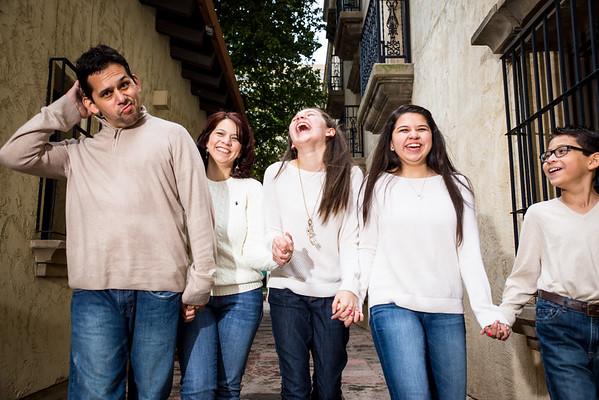 Guerrero Family