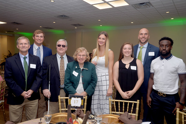10.12.17 Athletic Donor Recognition Dinner