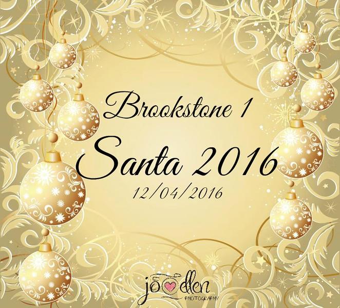 Brookstone 1 HOA - Santa Pic's 2016